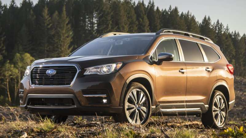 17 Gallery of Best Subaru 2019 Ascent Recall Spy Shoot New Concept for Best Subaru 2019 Ascent Recall Spy Shoot
