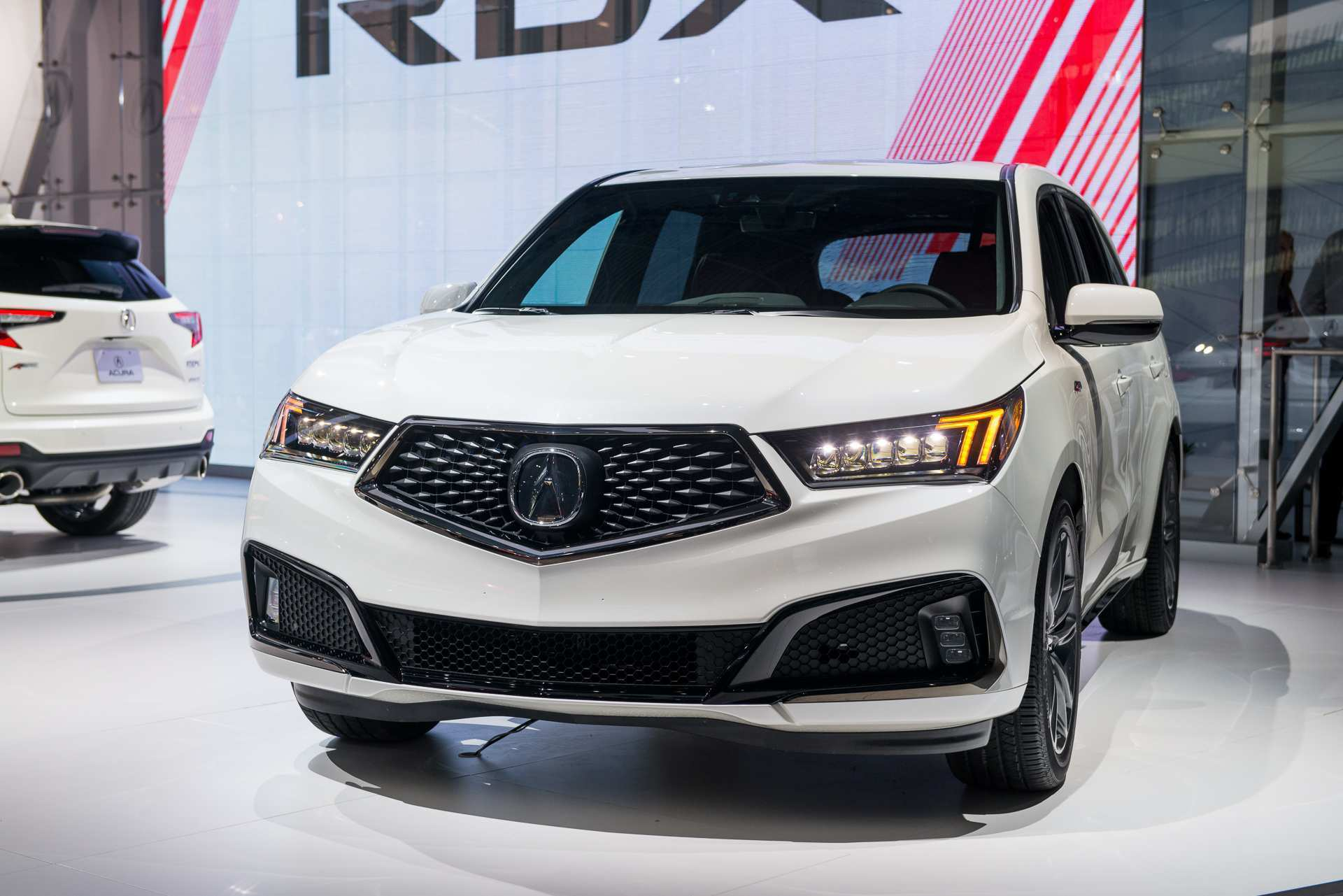 17 Gallery of New Acura Mdx 2019 Updates First Drive First Drive with New Acura Mdx 2019 Updates First Drive