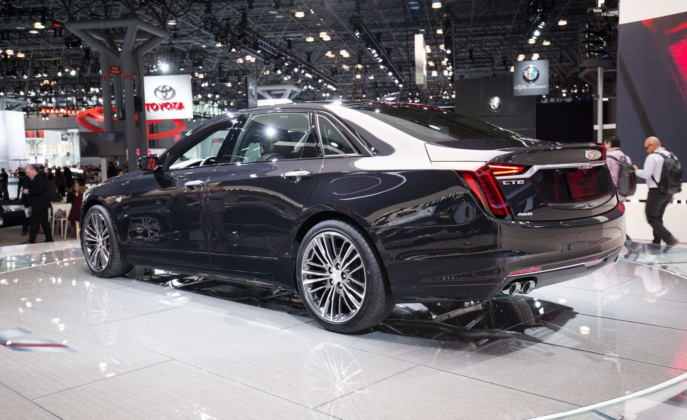 17 Gallery of New Ct6 Cadillac 2019 Price Review And Specs Prices with New Ct6 Cadillac 2019 Price Review And Specs