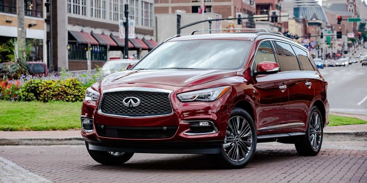 17 Gallery of The 2019 Infiniti Qx60 Trim Levels Release Performance with The 2019 Infiniti Qx60 Trim Levels Release