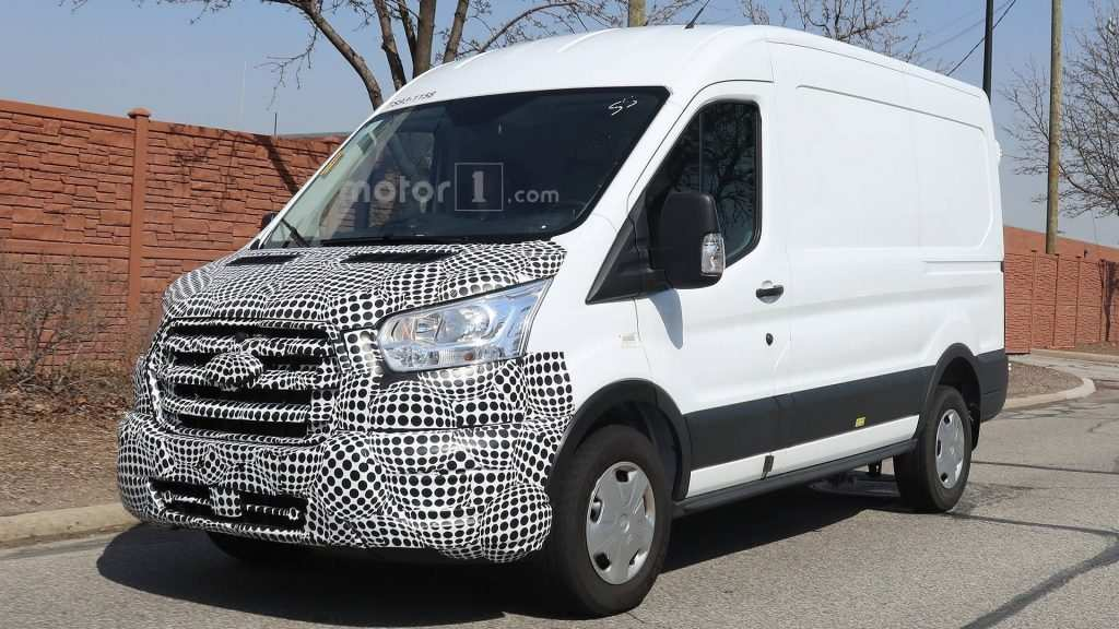 17 Great Ford Transit 2019 Changes Redesign Price And Review Images by Ford Transit 2019 Changes Redesign Price And Review