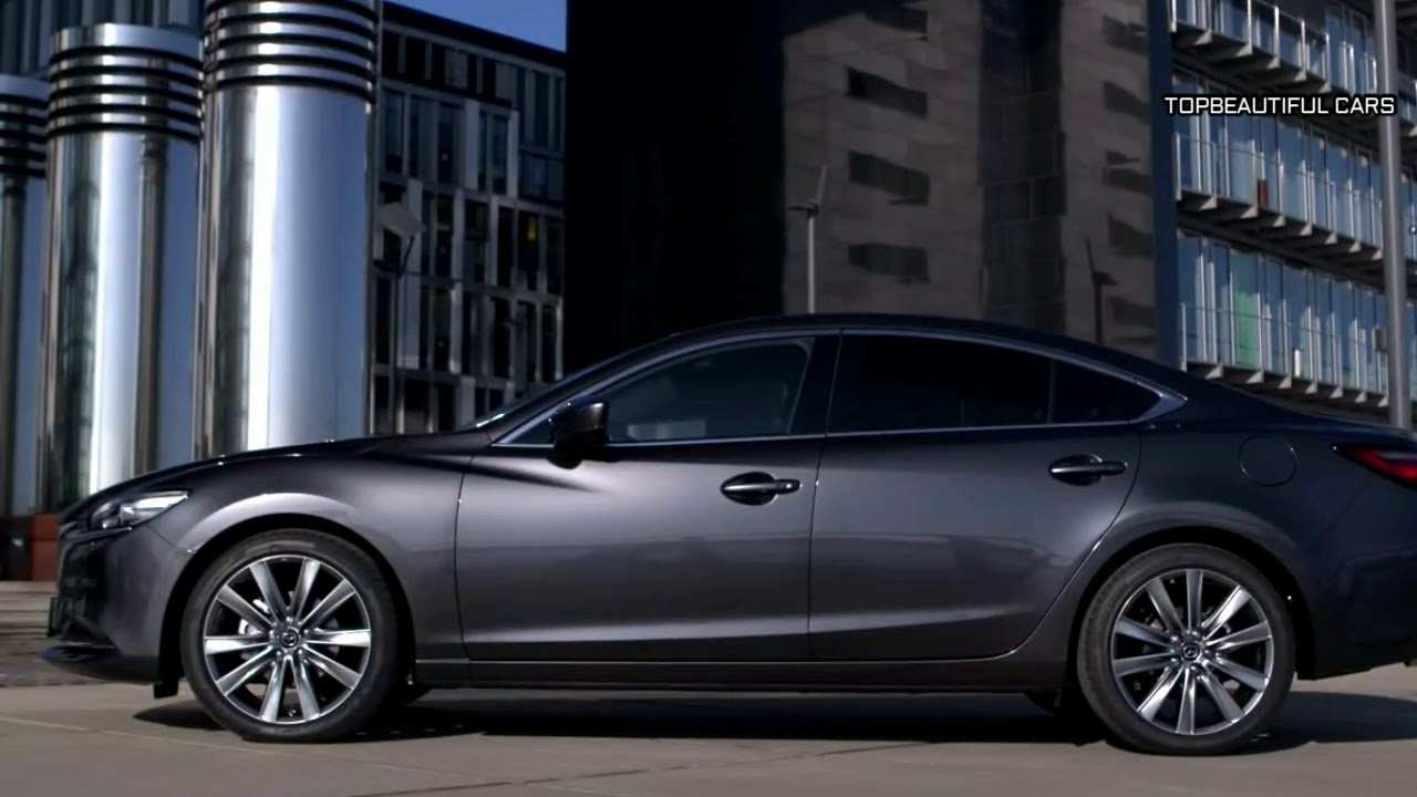 17 Great New 2019 Mazda 6 Spy Shots Redesign Price And Review Speed Test with New 2019 Mazda 6 Spy Shots Redesign Price And Review