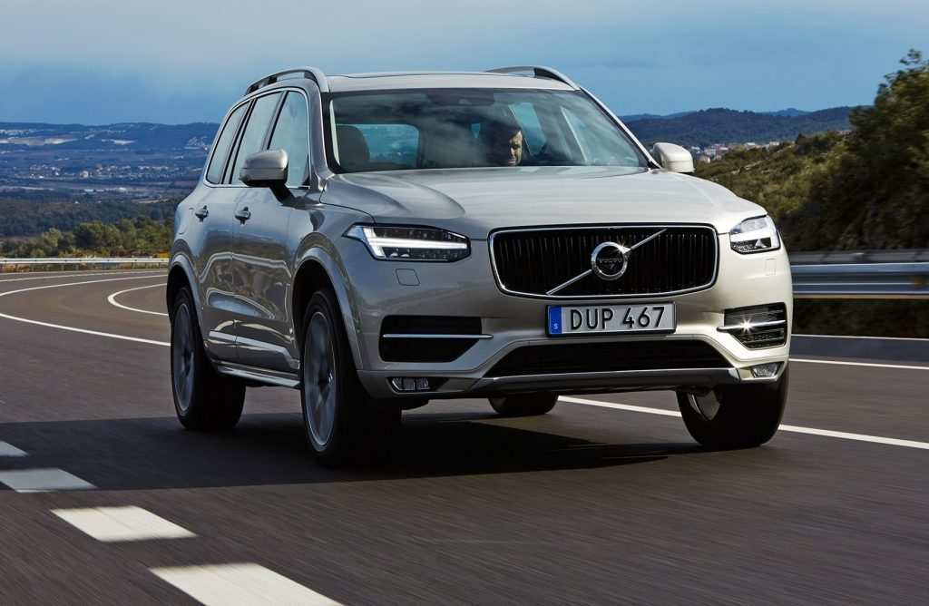 17 Great The Volvo Xc90 2019 New Features Release Rumors by The Volvo Xc90 2019 New Features Release