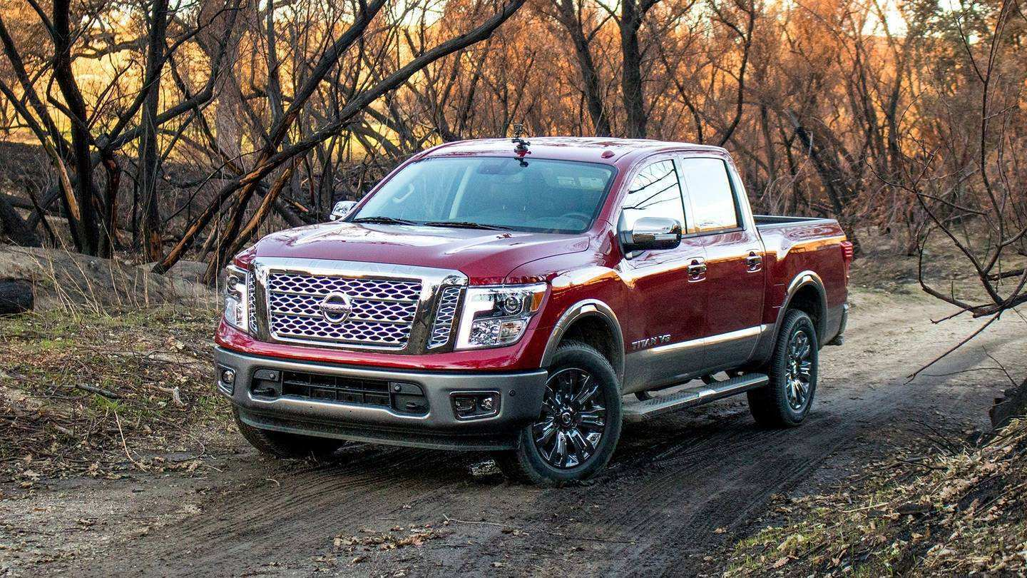 17 New 2019 Nissan Titan Interior 2 Specs and Review for 2019 Nissan Titan Interior 2