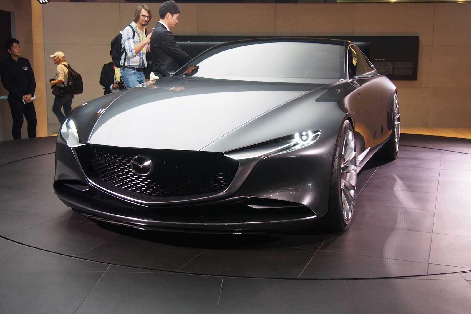 17 New The 2019 Mazda Vision Coupe Price Concept Review by The 2019 Mazda Vision Coupe Price Concept