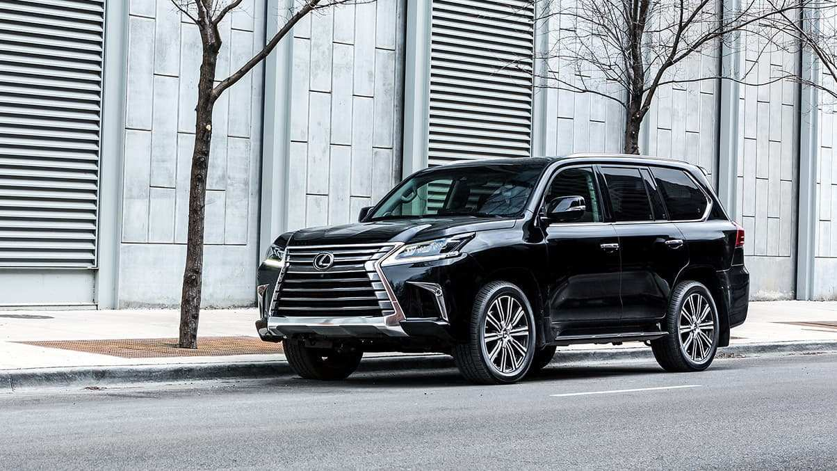 17 New The Lexus 2019 Lx Redesign And Price History for The Lexus 2019 Lx Redesign And Price