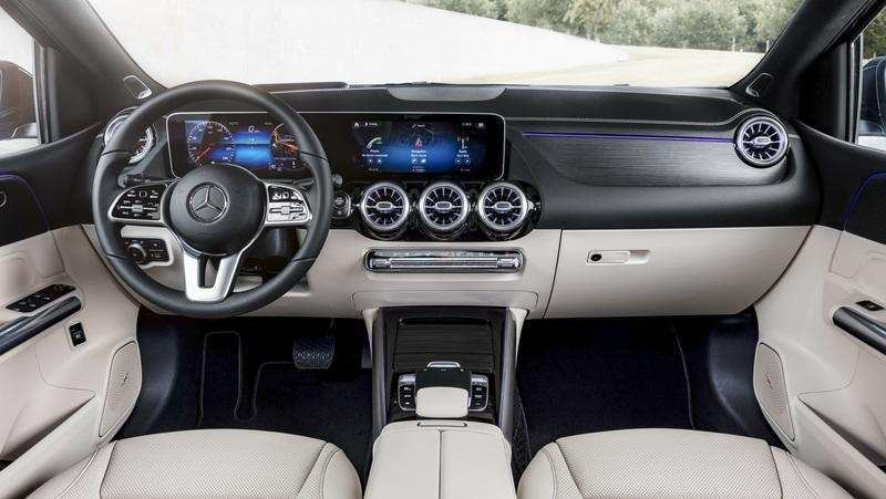 17 The Mercedes A Class 2019 Interior Performance and New Engine with Mercedes A Class 2019 Interior