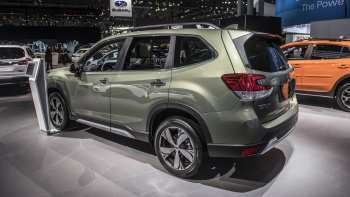 17 The Subaru Forester 2019 Green Spy Shoot Price with Subaru Forester 2019 Green Spy Shoot