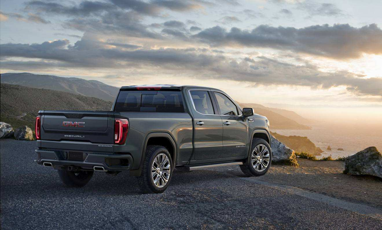 17 The The 2019 Gmc Sierra Images Performance Wallpaper with The 2019 Gmc Sierra Images Performance