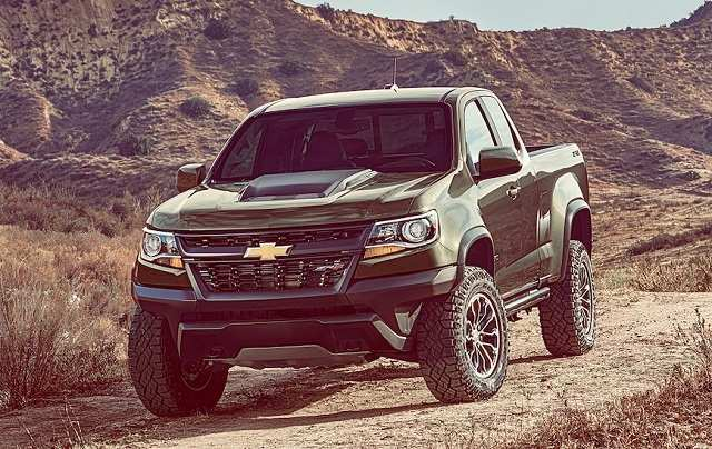 17 The The Chevrolet 2019 Zr2 New Concept Interior by The Chevrolet 2019 Zr2 New Concept