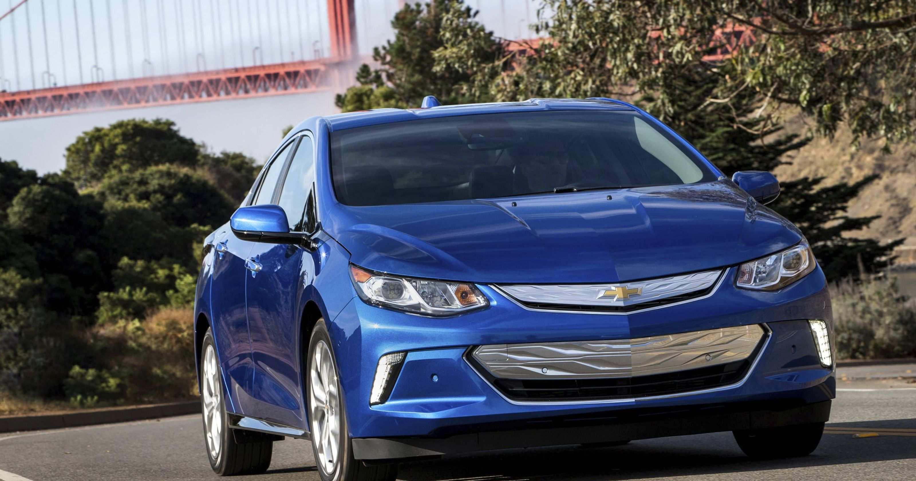 18 All New Best Chevrolet 2019 Volt Concept Speed Test with Best Chevrolet 2019 Volt Concept