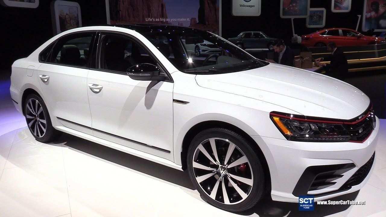 18 All New Best Volkswagen Passat Gt 2019 Exterior Specs by Best Volkswagen Passat Gt 2019 Exterior