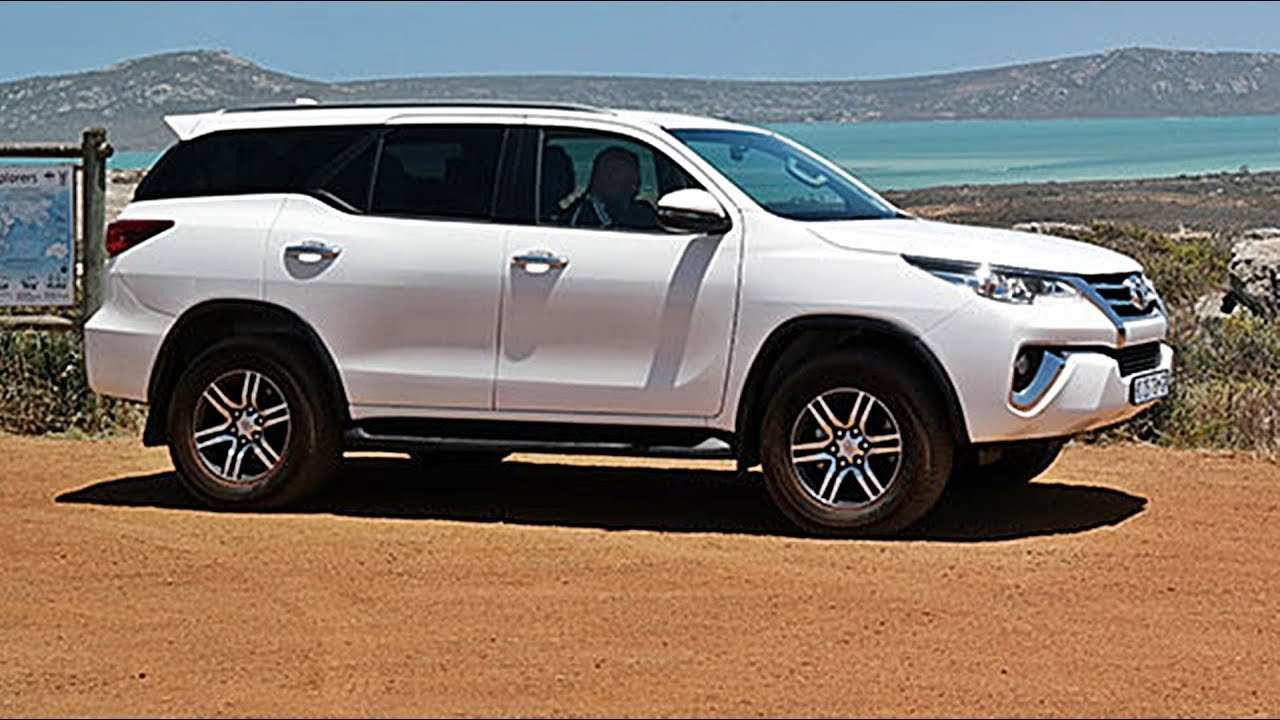 18 All New Fortuner Toyota 2019 First Drive by Fortuner Toyota 2019