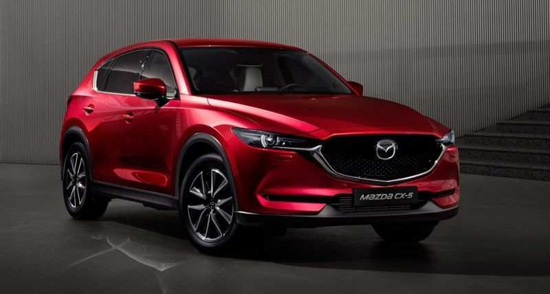 18 All New Mazda 2019 Cx 5 Concept Reviews with Mazda 2019 Cx 5 Concept