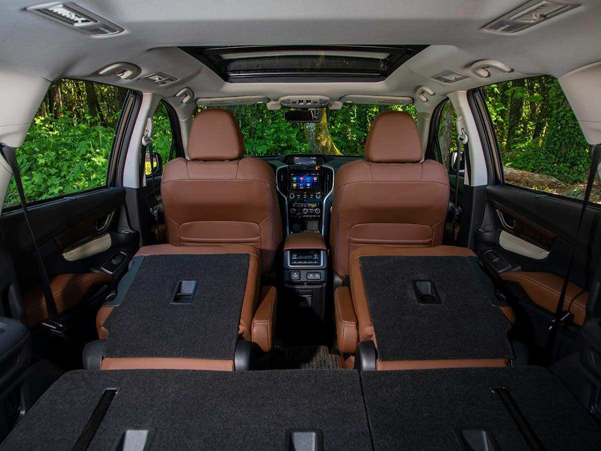 18 Best Review New 2019 Subaru Ascent Kbb Interior Price for New 2019 Subaru Ascent Kbb Interior