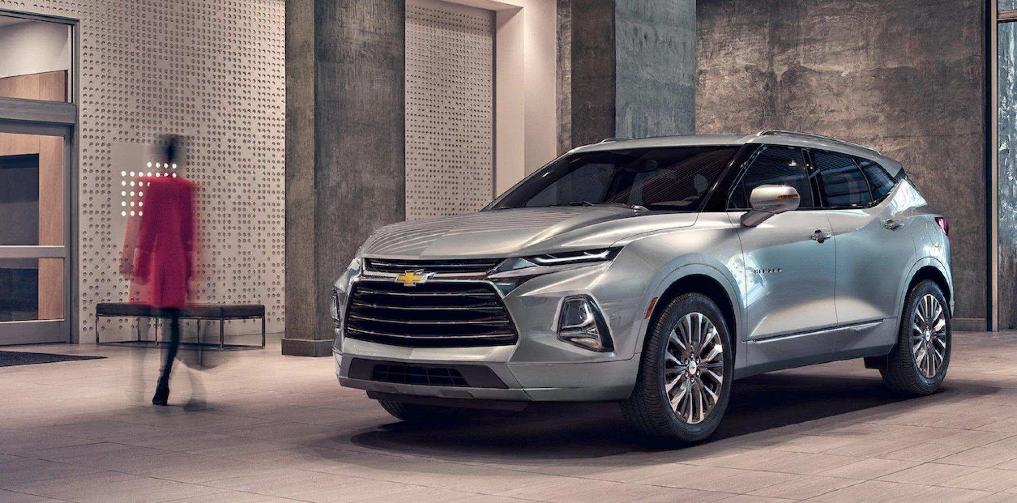 18 Best Review New New Chevrolet 2019 Blazer Engine Specs by New New Chevrolet 2019 Blazer Engine