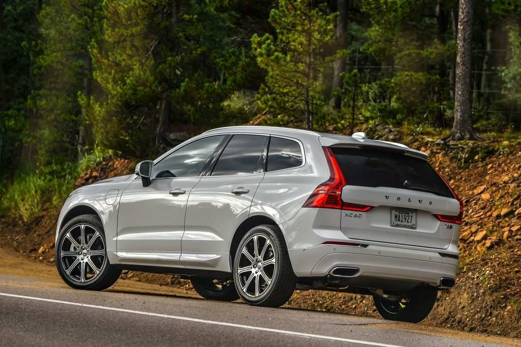 18 Best Review New Volvo Xc60 2019 Manual Specs Release Date with New Volvo Xc60 2019 Manual Specs