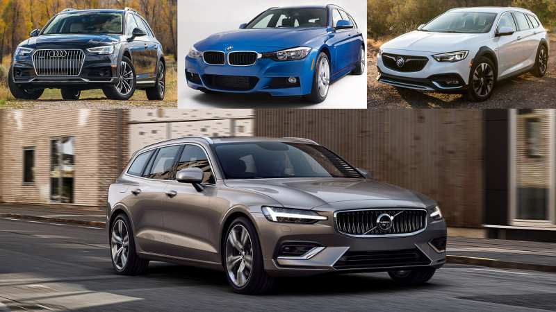 18 Best Review The Buick Station Wagon 2019 Performance First Drive by The Buick Station Wagon 2019 Performance