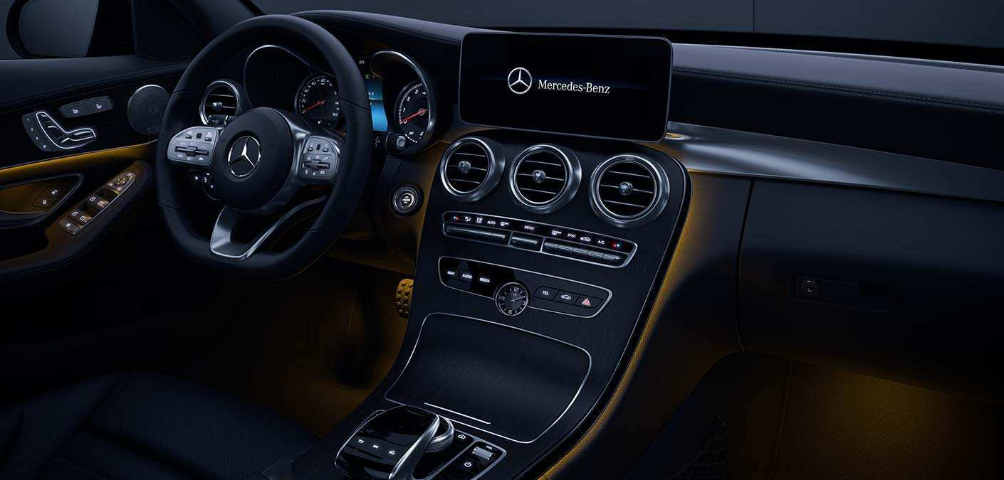 18 Concept of Mercedes C 2019 Interior Images with Mercedes C 2019 Interior