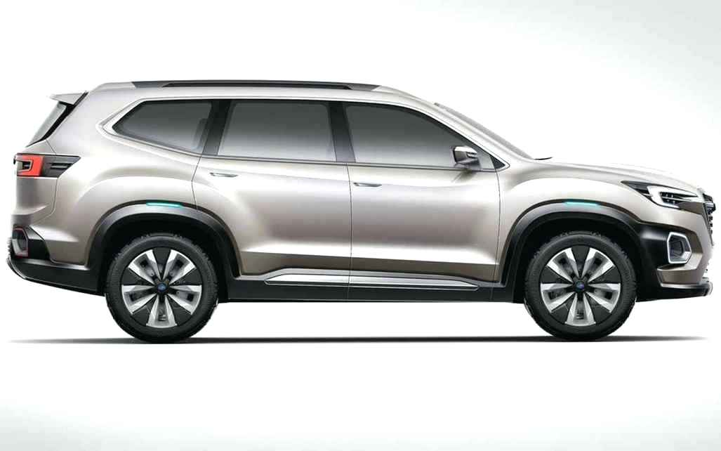18 Concept of Subaru 2019 Forester Dimensions Picture Performance and New Engine with Subaru 2019 Forester Dimensions Picture