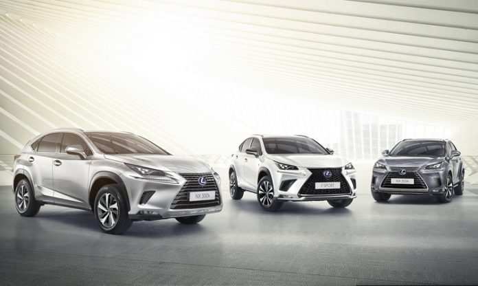 18 Gallery of The Lexus Rx 2018 Vs 2019 Spesification Exterior and Interior for The Lexus Rx 2018 Vs 2019 Spesification