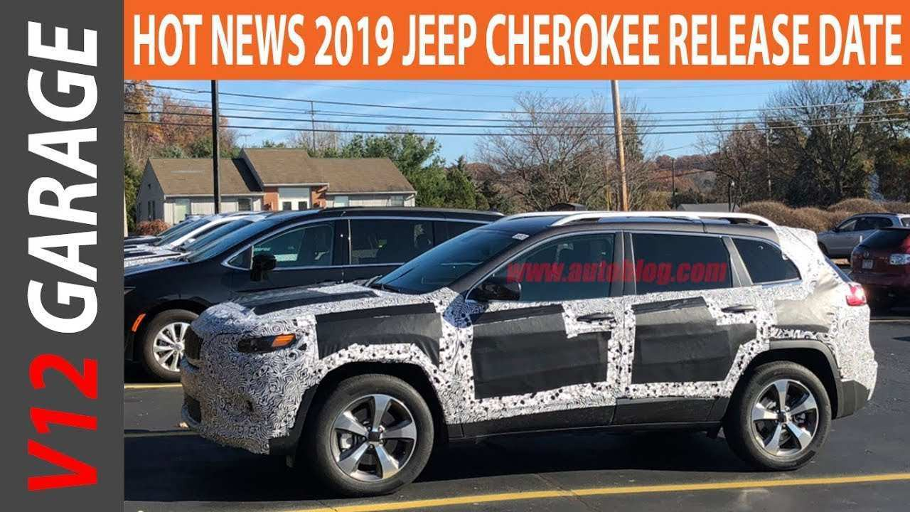 18 Great 2019 Dodge Grand Cherokee Release Date Images with 2019 Dodge Grand Cherokee Release Date