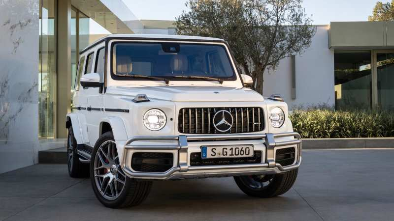 18 Great 2019 Mercedes G Class Rumors by 2019 Mercedes G Class