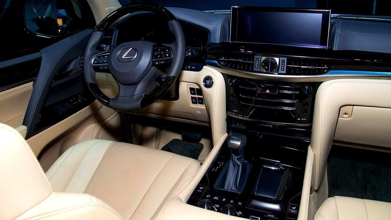18 Great Lexus Lx 2019 Interior Photos by Lexus Lx 2019 Interior