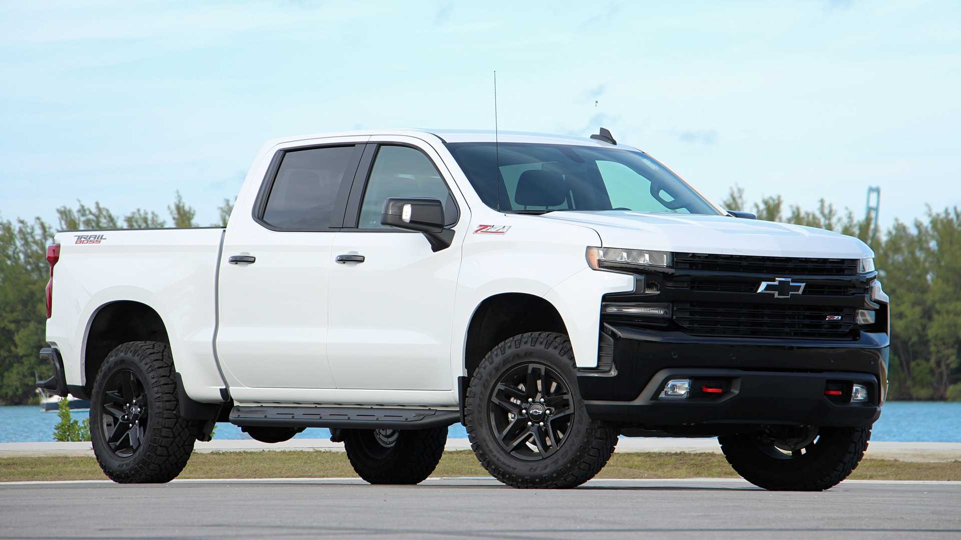 18 Great New 2019 Chevrolet Silverado Work Truck Concept Redesign And Review Spy Shoot with New 2019 Chevrolet Silverado Work Truck Concept Redesign And Review