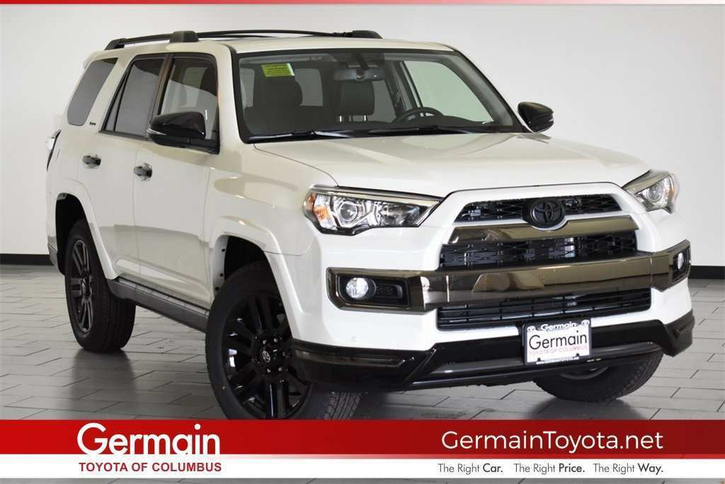 18 Great The 2019 Toyota 4Runner Limited Exterior Redesign with The 2019 Toyota 4Runner Limited Exterior