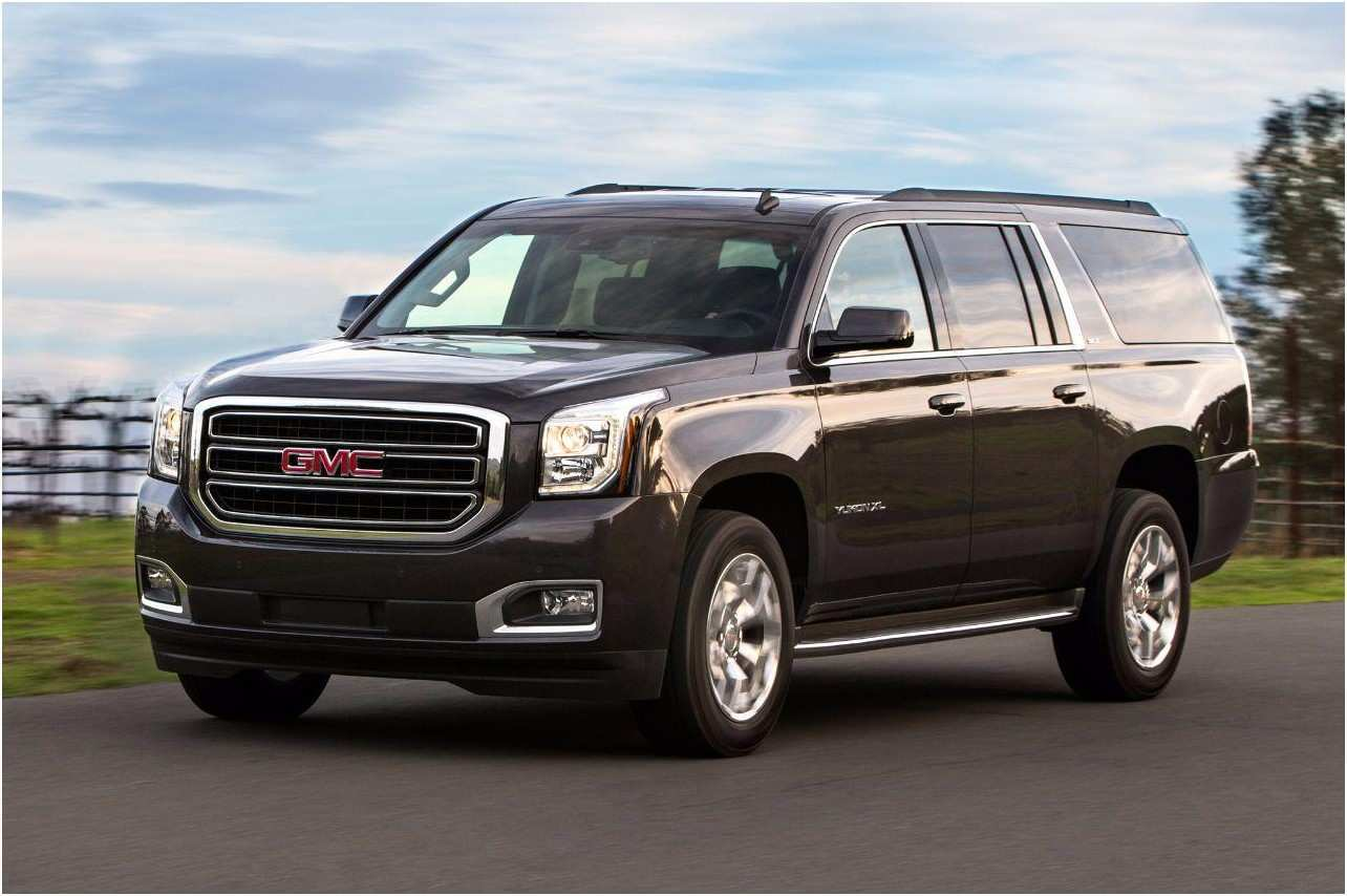 18 Great The Gmc Yukon Diesel 2019 Redesign Picture with The Gmc Yukon Diesel 2019 Redesign