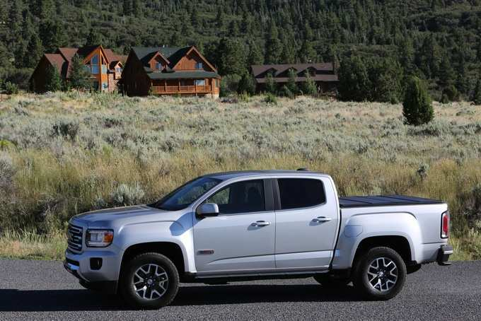 18 New Best Gmc 2019 Canyon Release Date Exterior Speed Test for Best Gmc 2019 Canyon Release Date Exterior