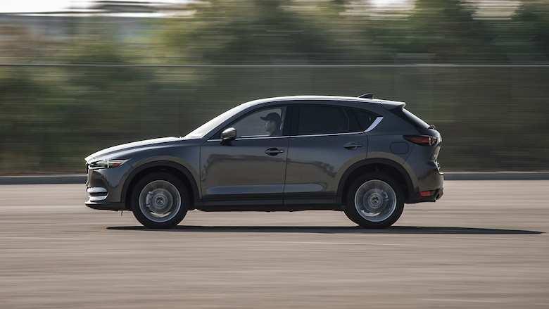 18 New Mazda 2019 Cx 5 Concept Speed Test for Mazda 2019 Cx 5 Concept