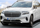 18 New Mercedes Maybach Gls 2019 Concept with Mercedes Maybach Gls 2019