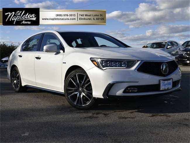 18 New New 2019 Acura Rlx Sport Hybrid Redesign Price And Review Model with New 2019 Acura Rlx Sport Hybrid Redesign Price And Review