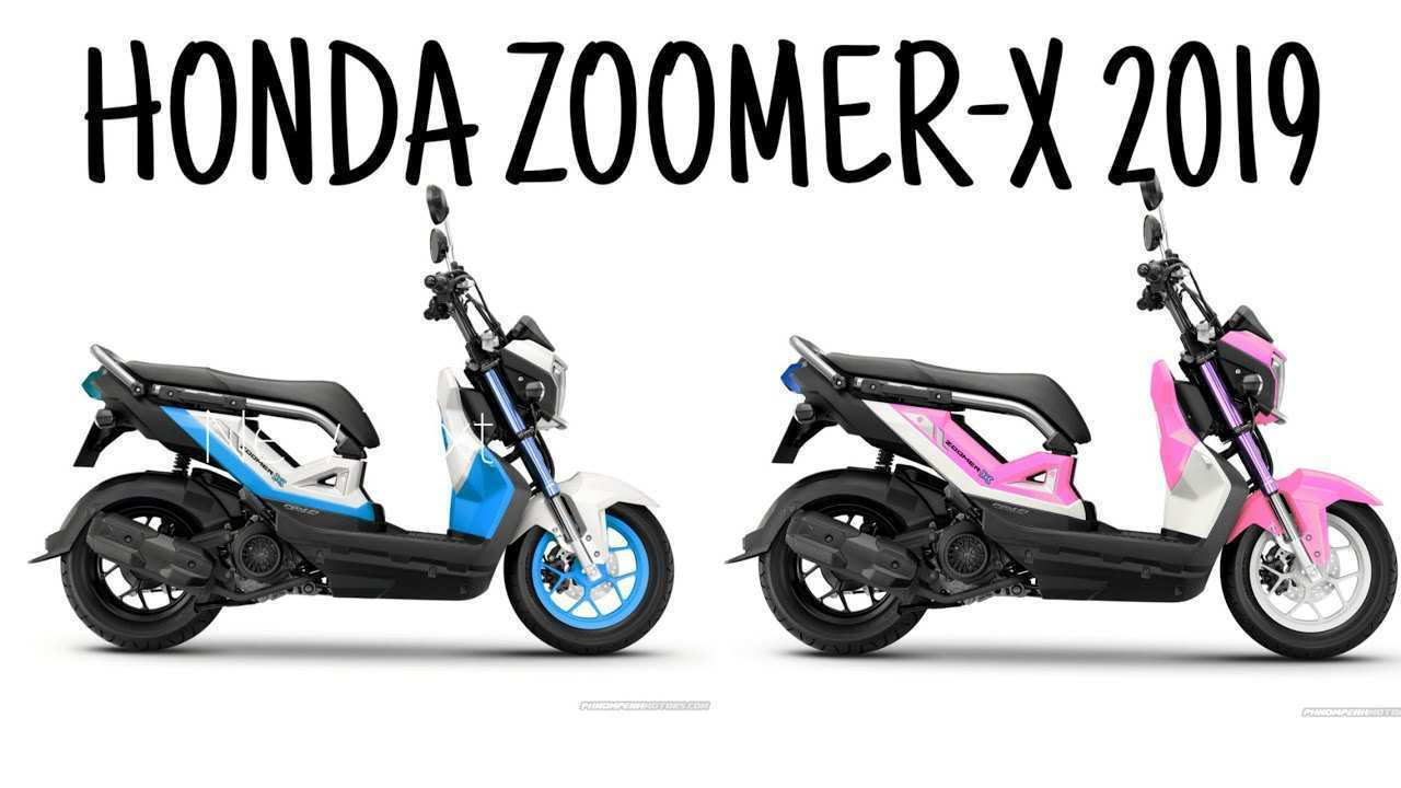 18 New The Honda Zoomer X 2019 Redesign And Price Engine for The Honda Zoomer X 2019 Redesign And Price