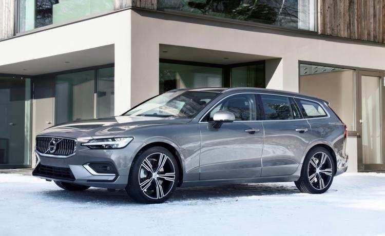 18 New Volvo V60 2019 Spy Shoot for Volvo V60 2019
