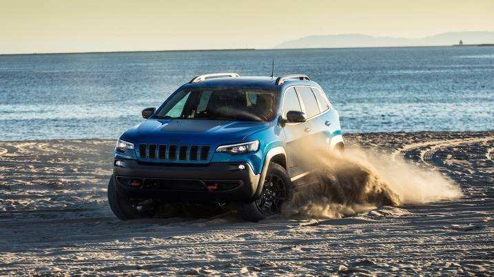 18 The Jeep Cherokee 2019 Video Interior Exterior And Review Spesification by Jeep Cherokee 2019 Video Interior Exterior And Review