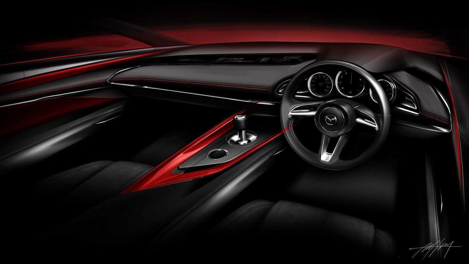 18 The Mazda Kai 2019 Redesign and Concept by Mazda Kai 2019