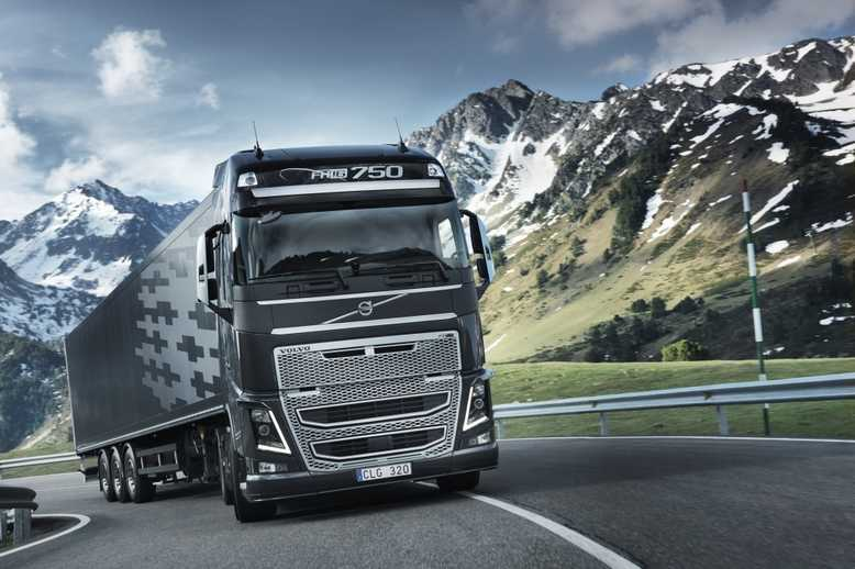 18 The Volvo Electric Truck 2019 Interior with Volvo Electric Truck 2019