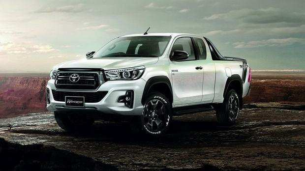 19 All New Best Toyota Hilux 2019 Facelift Concept Exterior and Interior with Best Toyota Hilux 2019 Facelift Concept