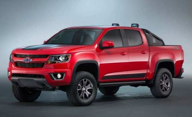 19 All New The Gmc Colorado 2019 Redesign Price And Review Engine by The Gmc Colorado 2019 Redesign Price And Review