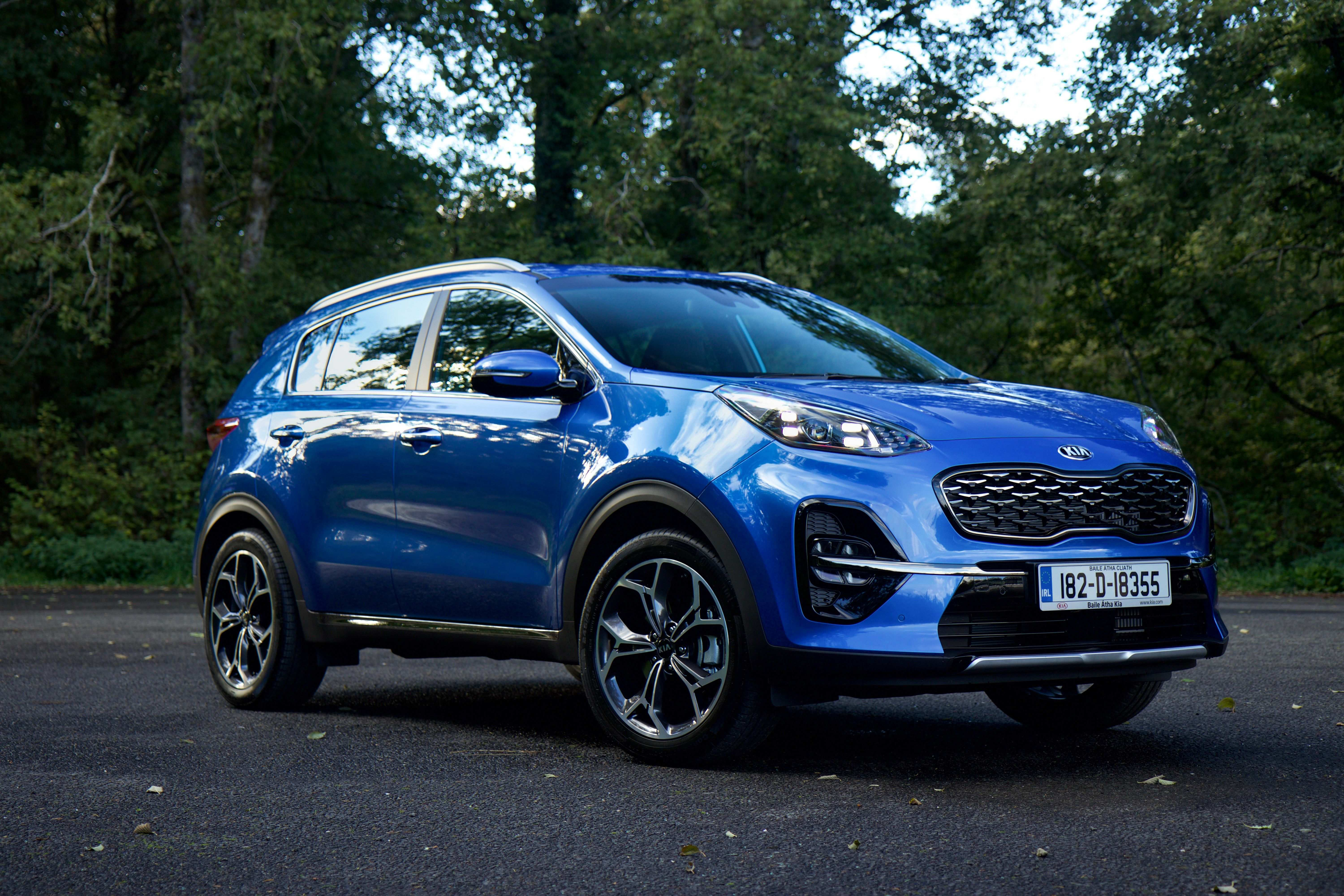19 Best Review The Kia Sportage Gt Line 2019 Review And Specs Model for The Kia Sportage Gt Line 2019 Review And Specs