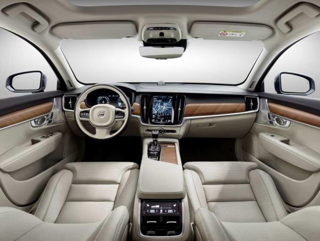 19 Best Review Volvo Xc90 2019 Interior Exterior with Volvo Xc90 2019 Interior