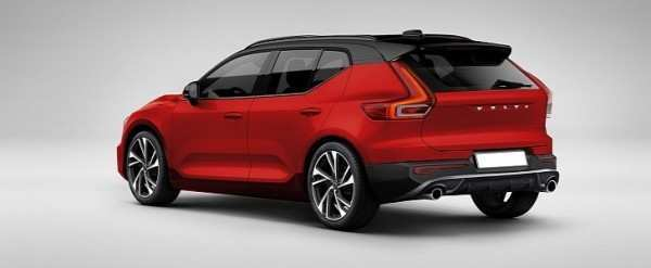 19 Concept of Volvo 2019 V40 Wallpaper with Volvo 2019 V40
