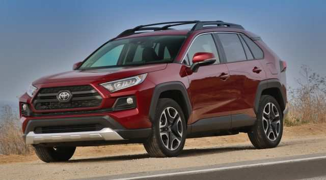 19 Gallery of Best Toyota 2019 Rav4 Specs Price Redesign for Best Toyota 2019 Rav4 Specs Price