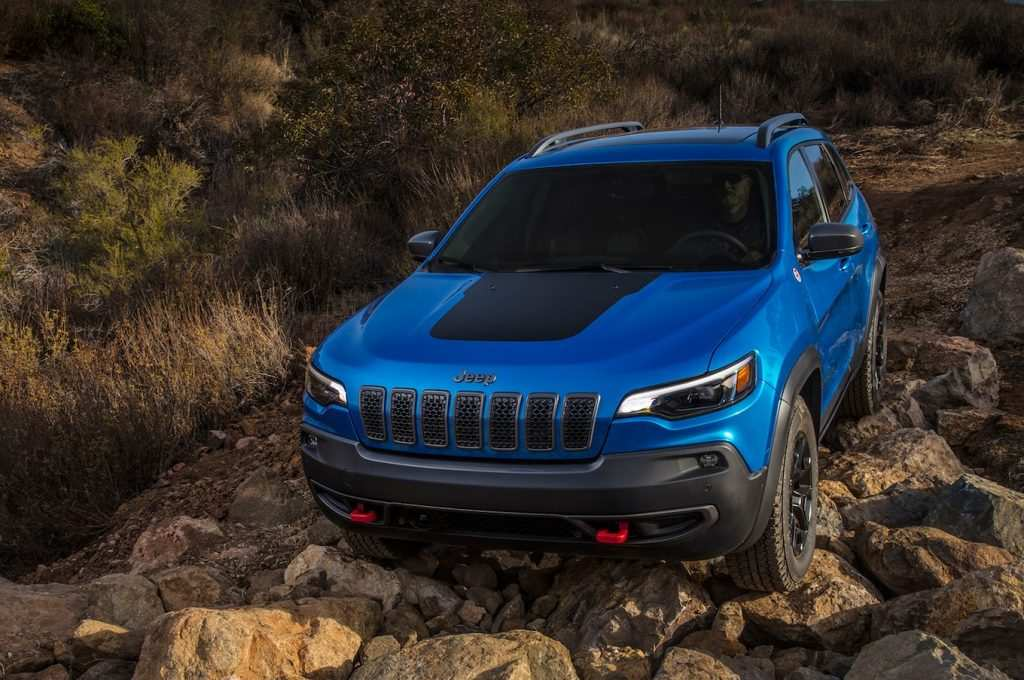 19 Gallery of New Blue Jeep 2019 Review Picture with New Blue Jeep 2019 Review