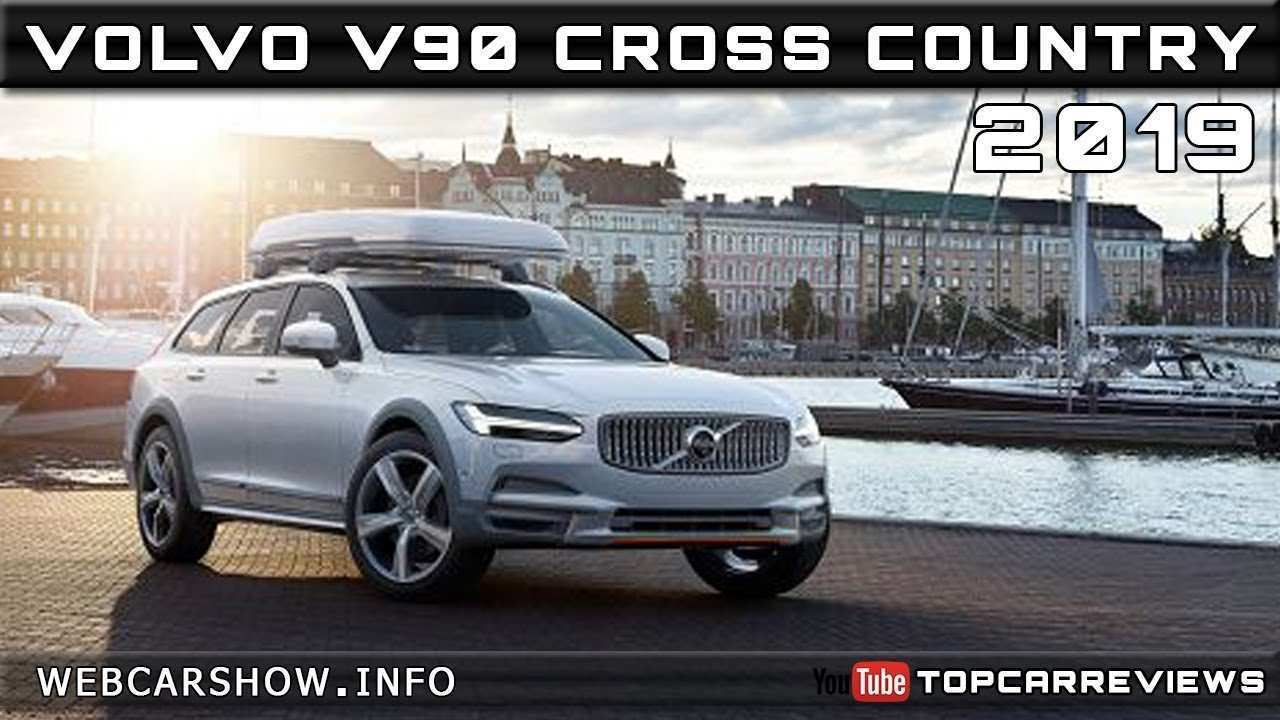 19 Gallery of New Volvo 2019 V90 Cross Country Overview And Price Images with New Volvo 2019 V90 Cross Country Overview And Price