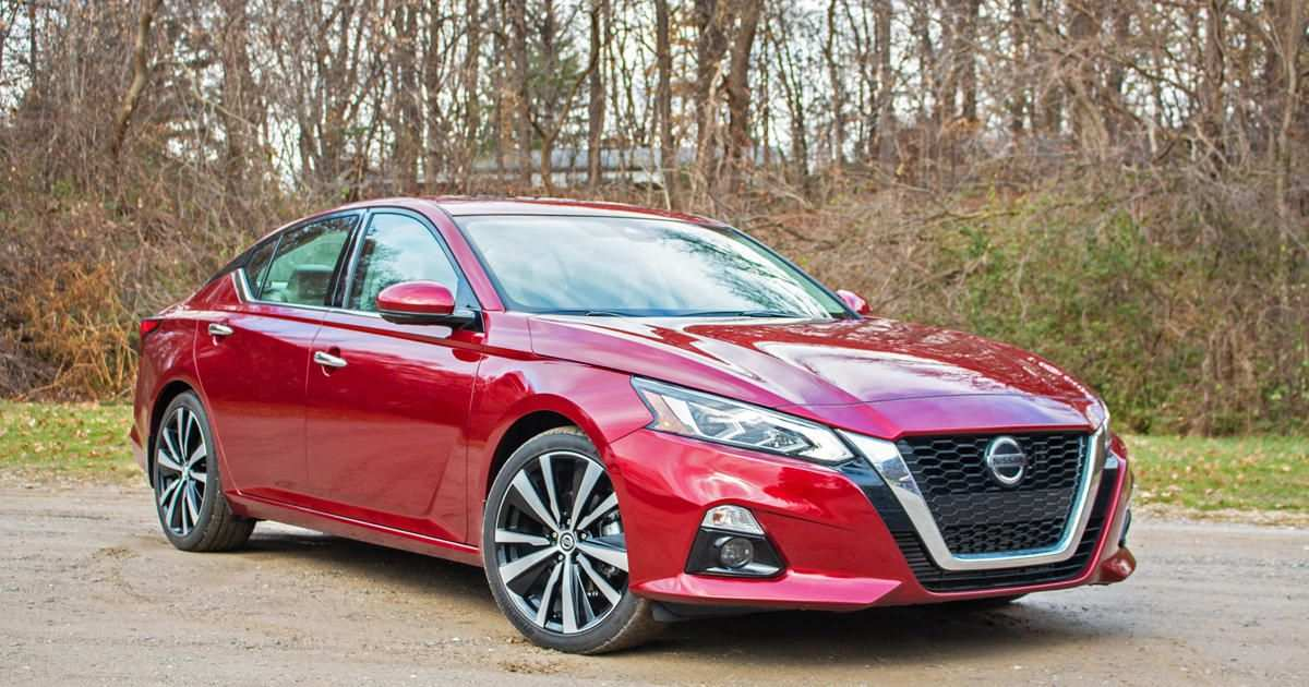 19 Gallery of Nissan Altima 2019 Performance and New Engine with Nissan Altima 2019