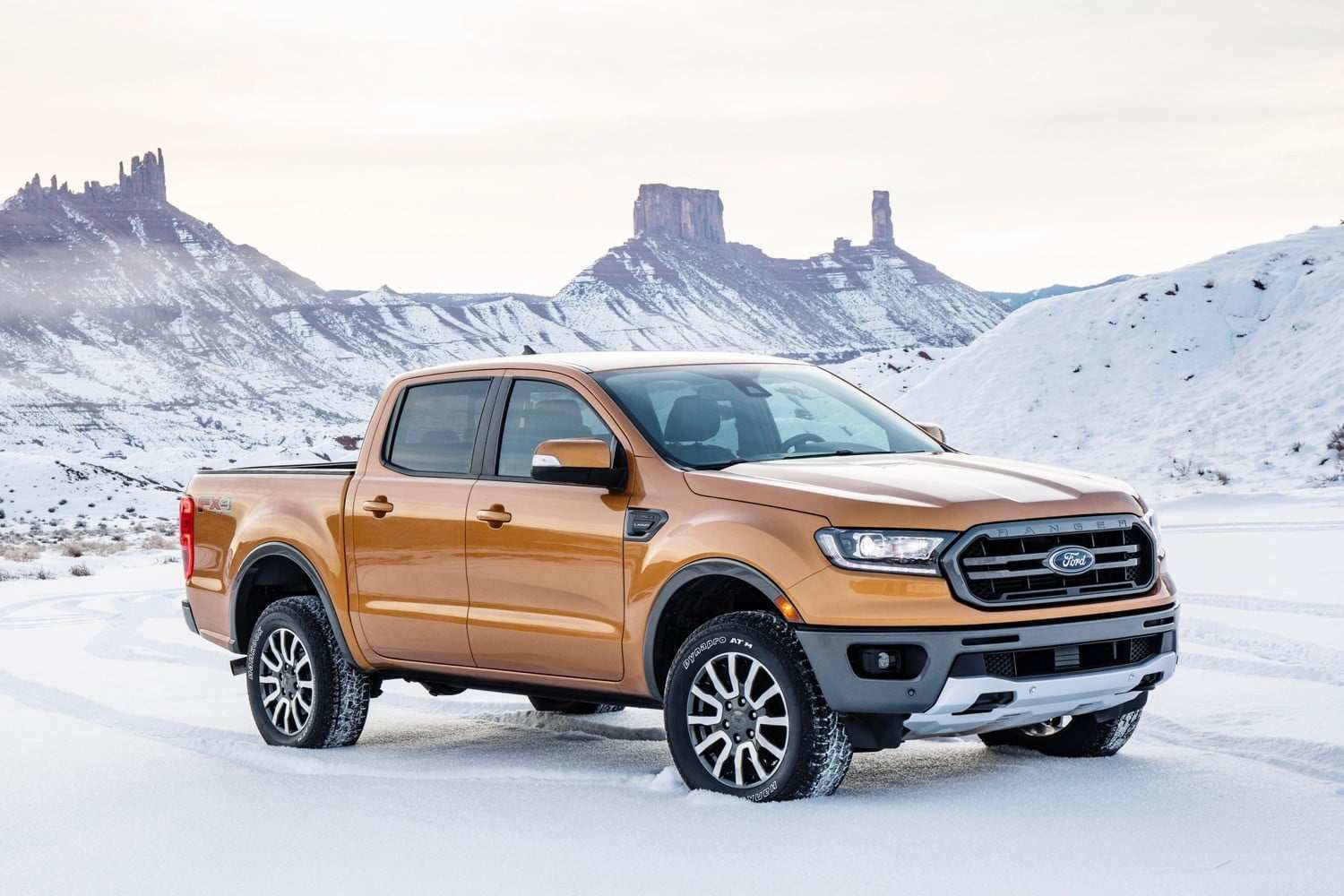 19 Gallery of The New Ford 2019 Ranger Rumor Specs by The New Ford 2019 Ranger Rumor